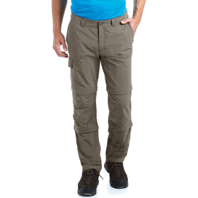 Maier Sports Saale Spodnie z odpinanymi nogawkami Mężczyźni, teak